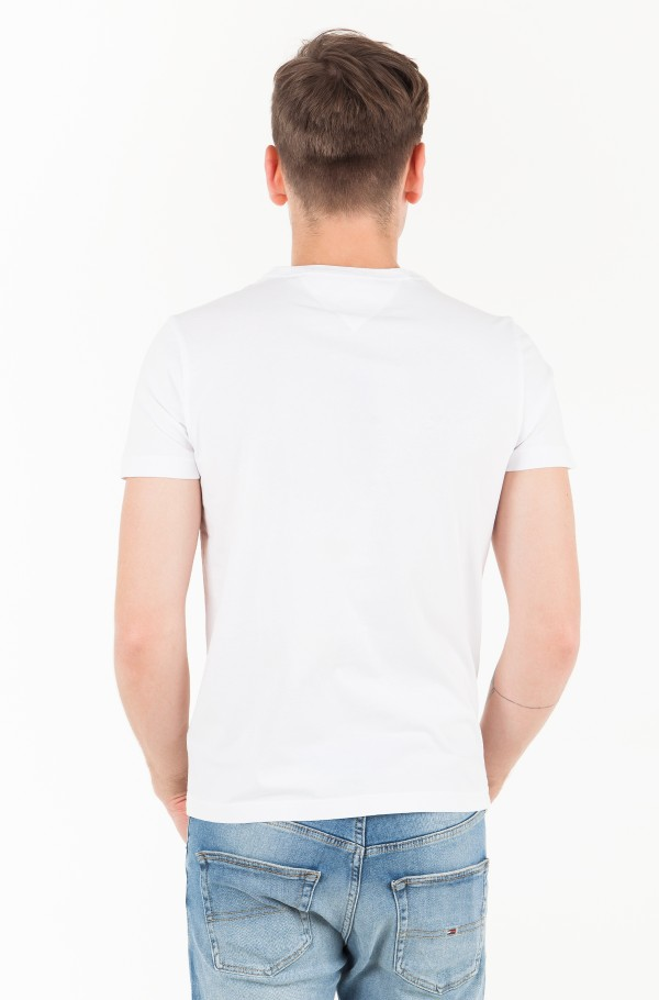 LOGO BAND GRAPHIC TEE-hover