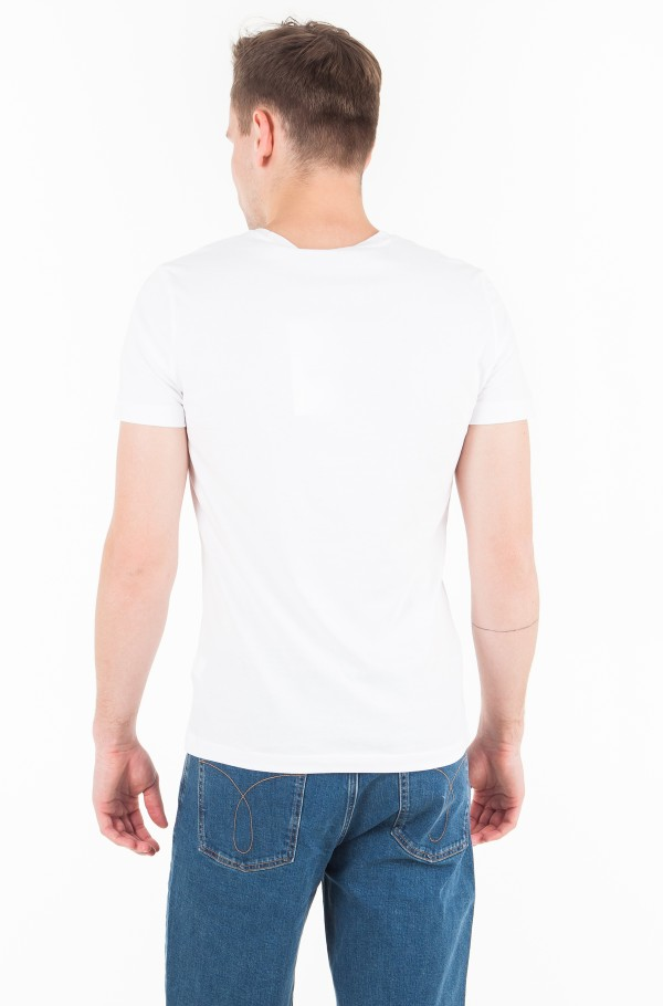 POCKET INSTITUTIONAL LOGO SLIM  TEE-hover