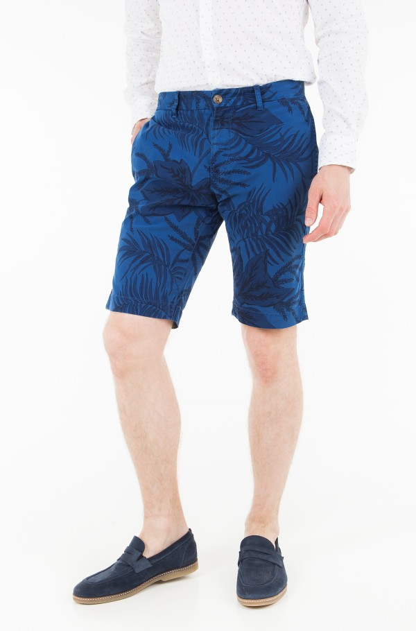 RELAXED WORKER SHORT LEAF PRT