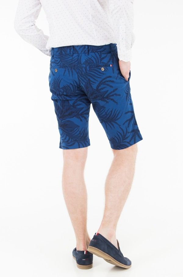 RELAXED WORKER SHORT LEAF PRT-hover