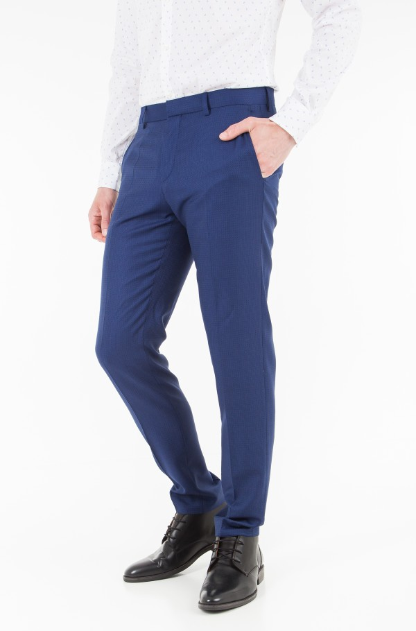 WOOL SLIM FIT SEPARATE PANT