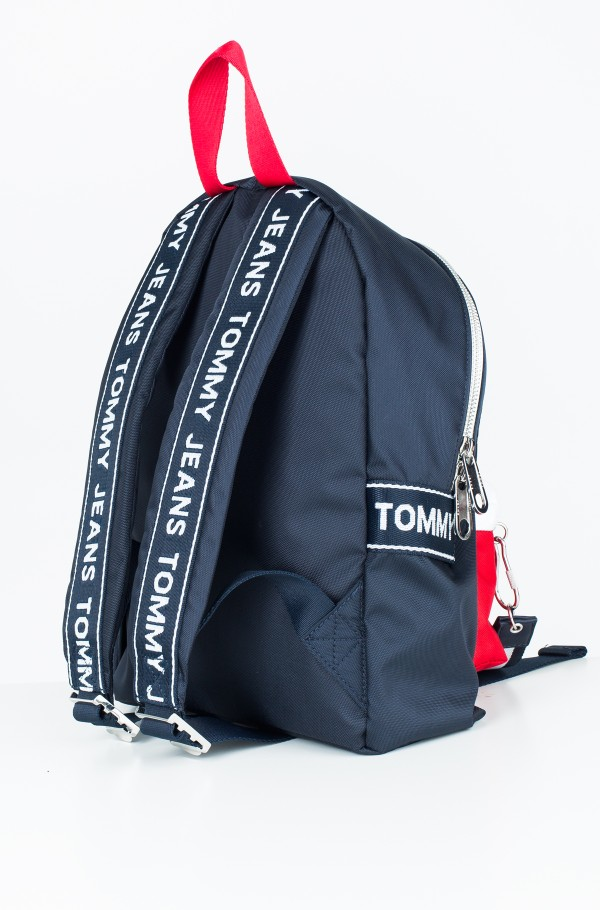 TOMMY JEANS LOGO MINI BACKPACK-hover