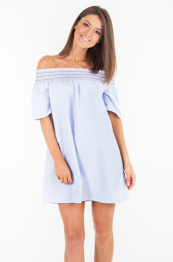 TJW SUMMER OFF SHOULDER DRESS