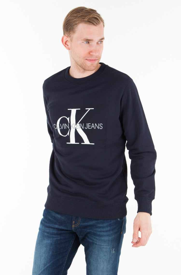 спортивный свитер CORE MONOGRAM LOGO SWEATSHIRT99016