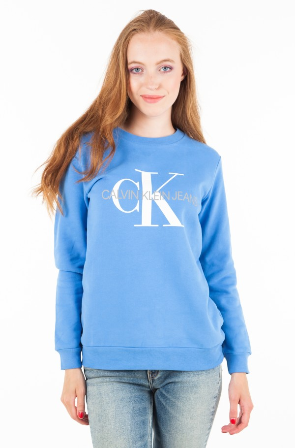 CORE MONOGRAM LOGO SWEATSHIRT