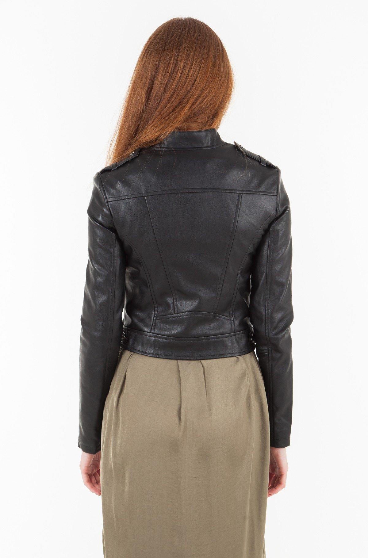 Leather jacket W83L21 WAEI0-full-3