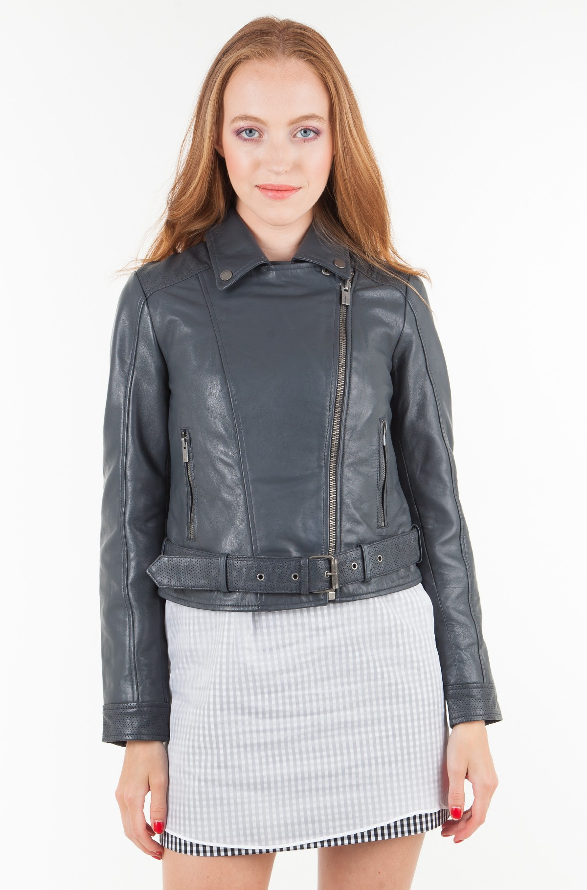 Leather jacket HELENA/PL401486-full-2