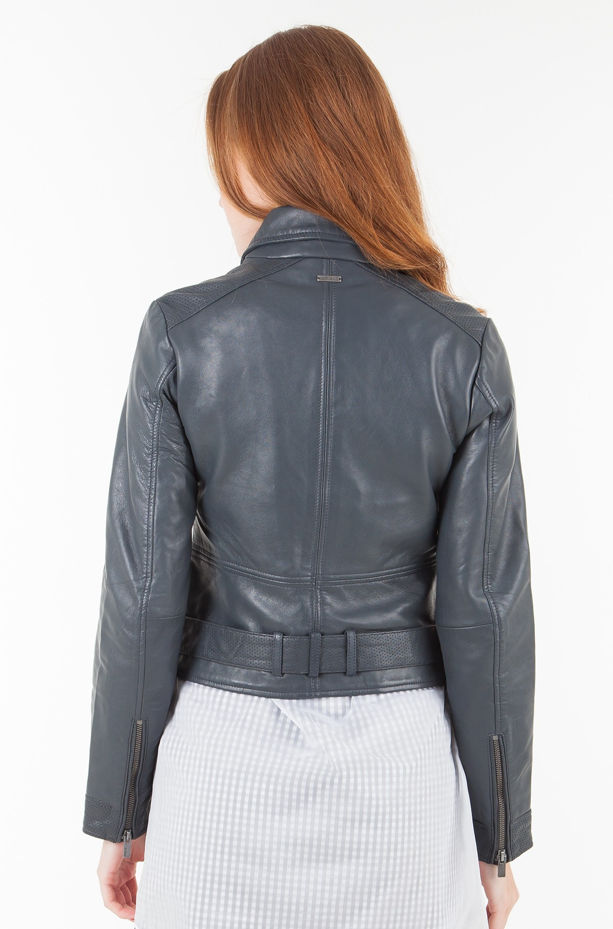 Leather jacket HELENA/PL401486-full-3