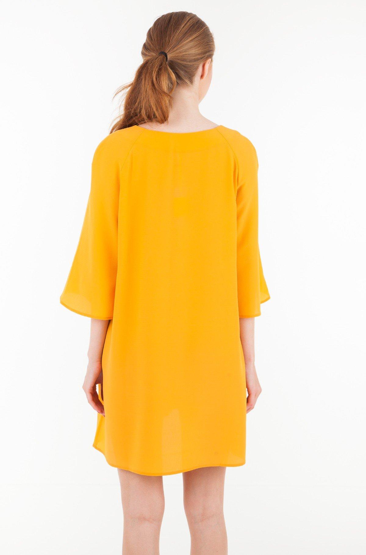 Kleita TJW A-LINE BOW DETAIL DRESS-full-2