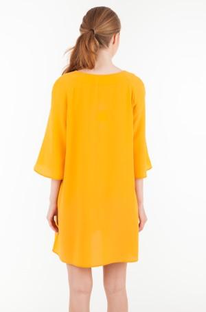 Kleita TJW A-LINE BOW DETAIL DRESS-2