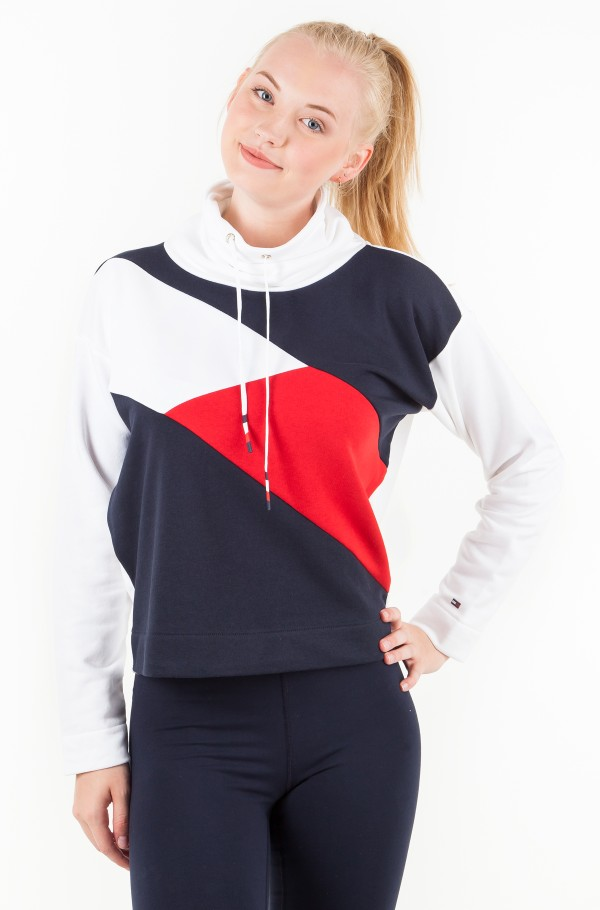TH ATH ELBA COLOUR BLOCK SWEATSHIRT LS
