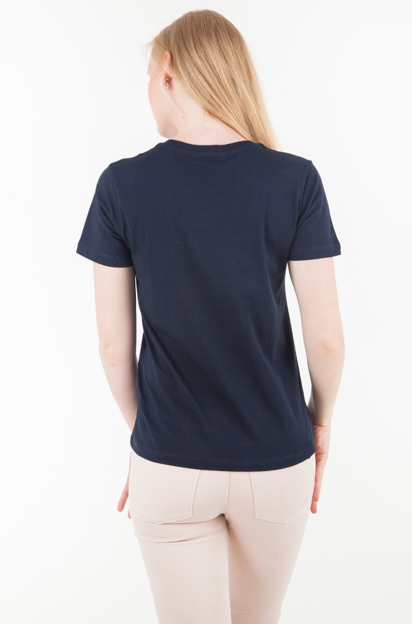 EFFY C-NK TEE SS-hover