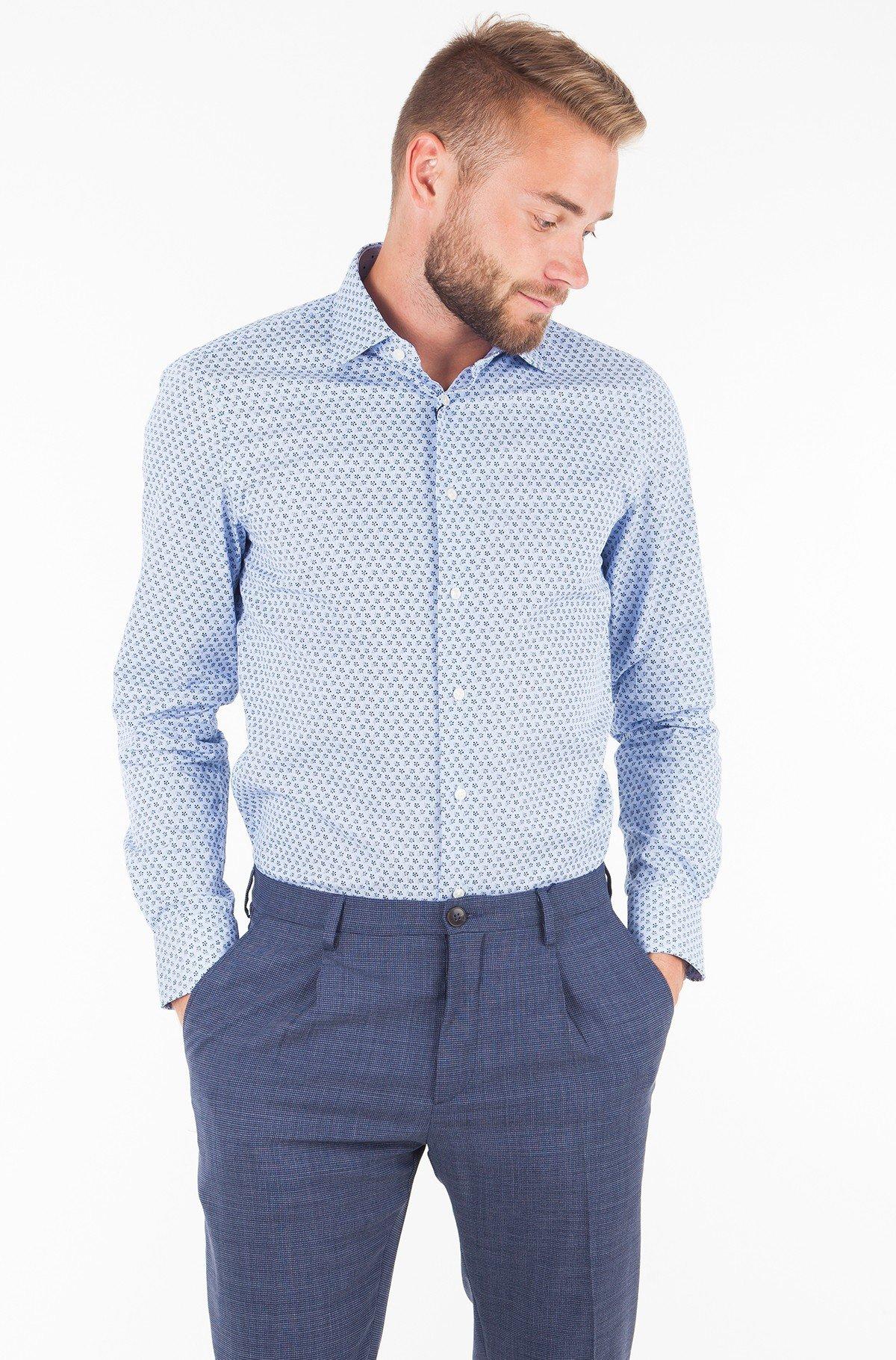 Shirt FLOWER PRINT CLASSIC SHIRT-full-1