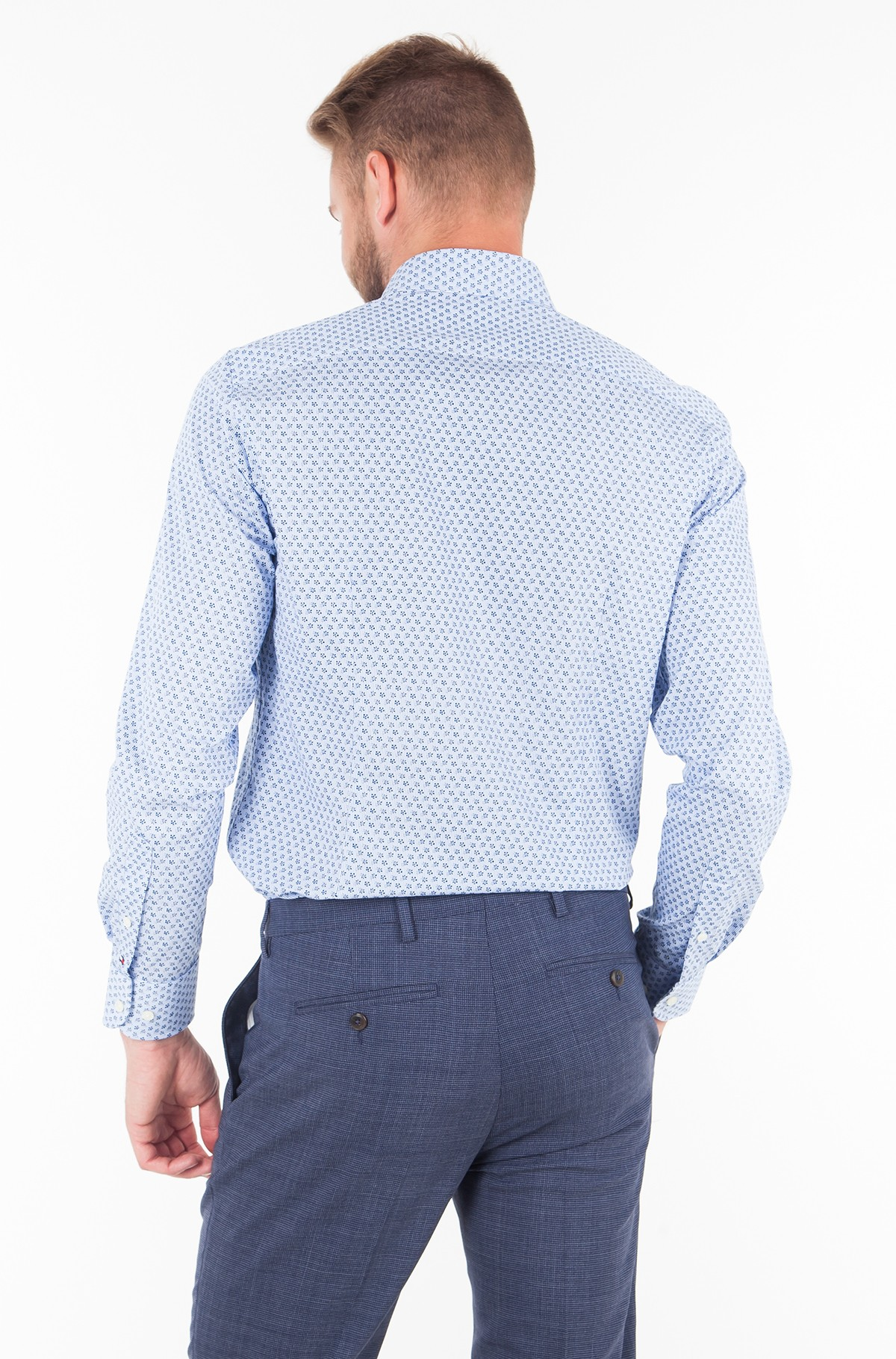 Shirt FLOWER PRINT CLASSIC SHIRT-full-2