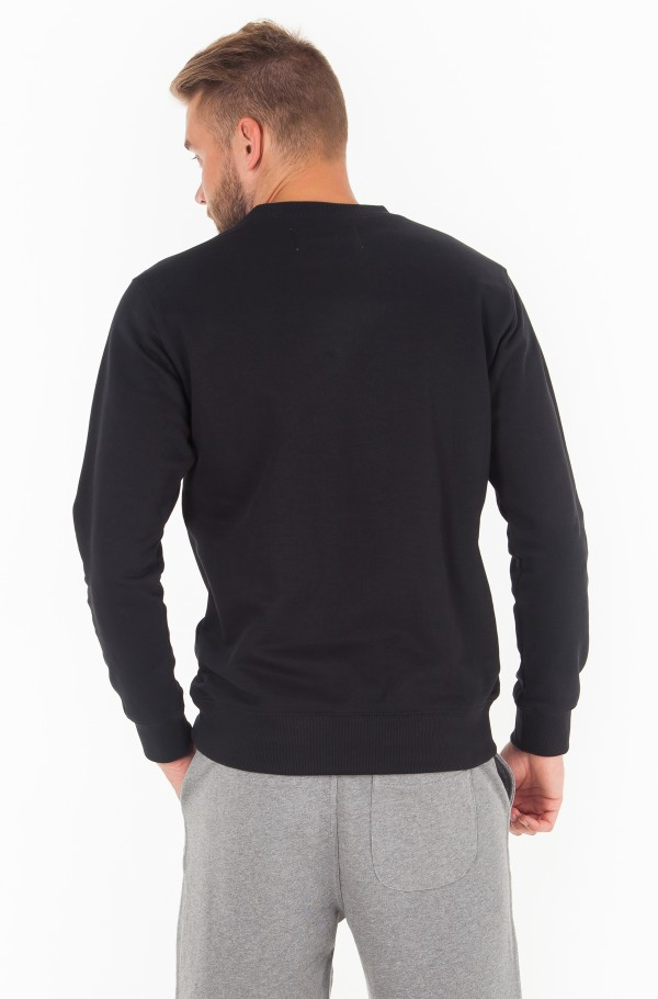 INSTITUTIONAL BOX SLIM CREW NECK-hover