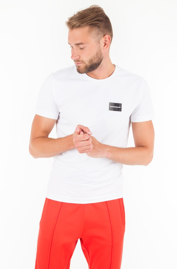 INSTITUTIONAL LOGO SLIM STRETCH TEE