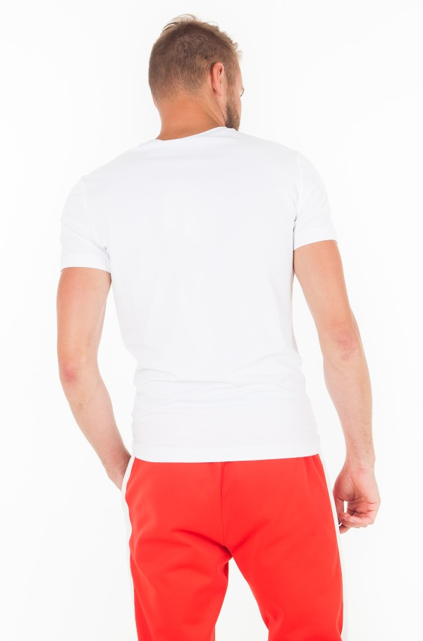 INSTITUTIONAL LOGO SLIM STRETCH TEE-hover