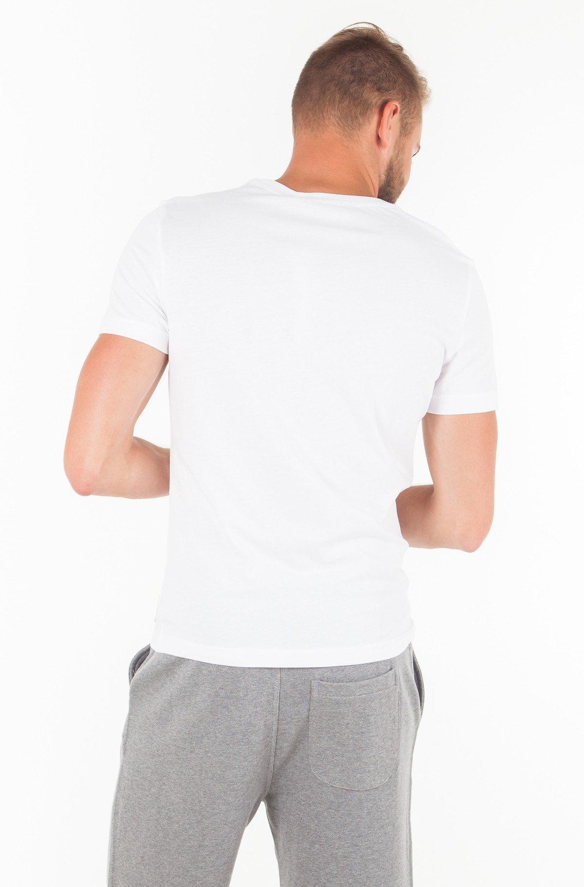 T-krekls DIGITAL PHOTO SLIM COTTON TEE-full-2