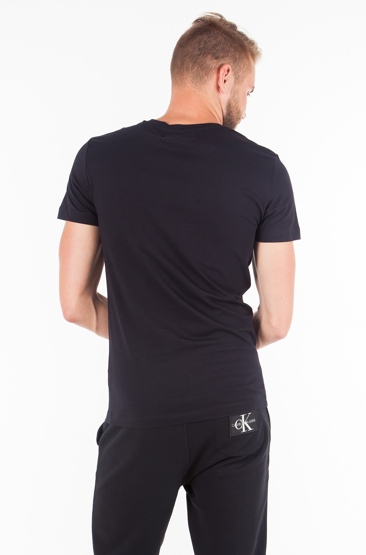 T-krekls CALVIN JEANS VINYL LOGO SLIM TEE-full-2