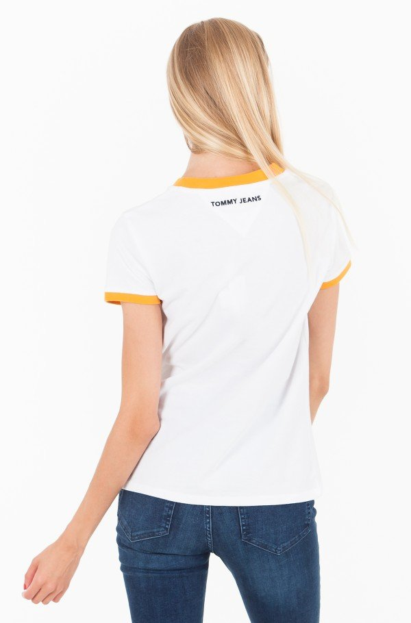 TJW EMBROIDERED RINGER TEE-hover