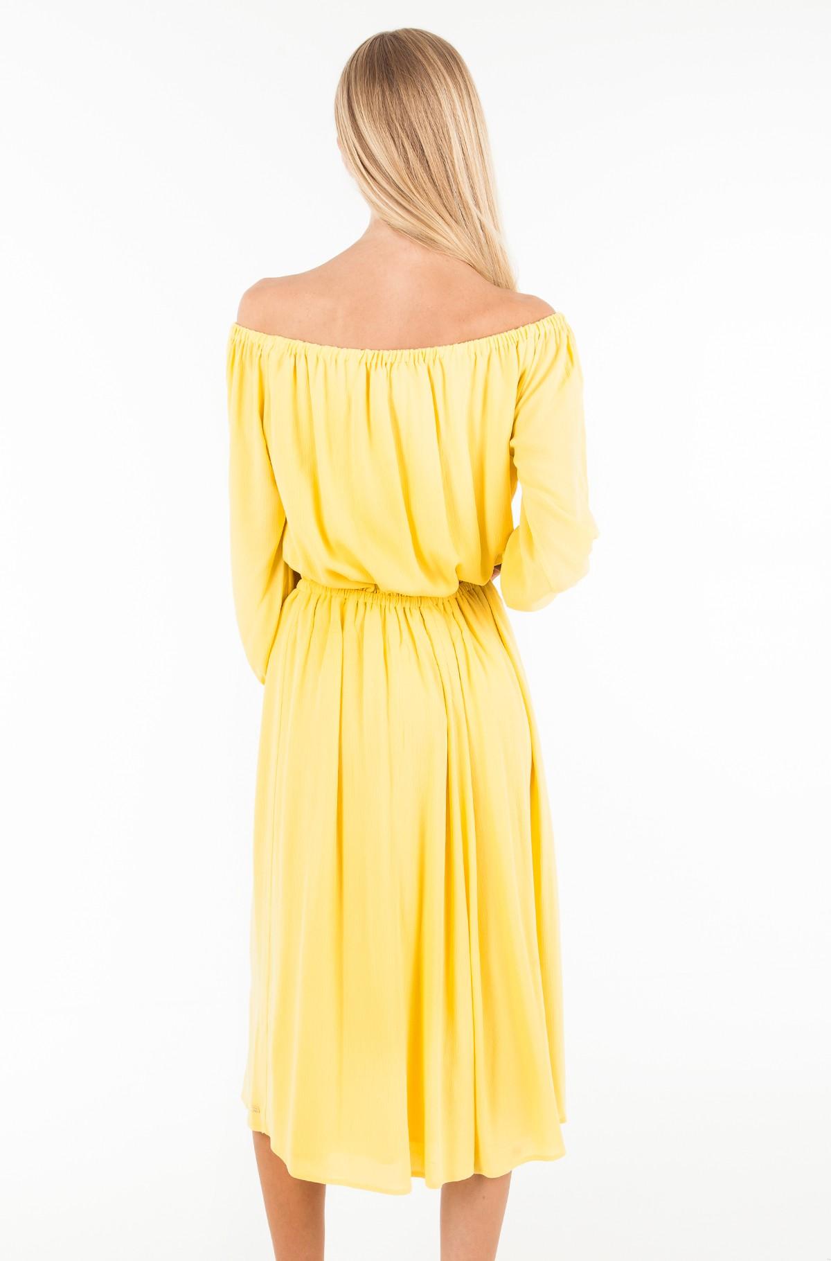 Dress RACHEL MIDI DRESS 3/4 SLV-full-2
