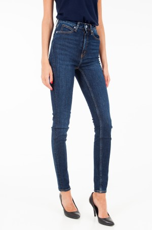 Teksapüksid CKJ 010: High Rise Skinny (West Cut)-1