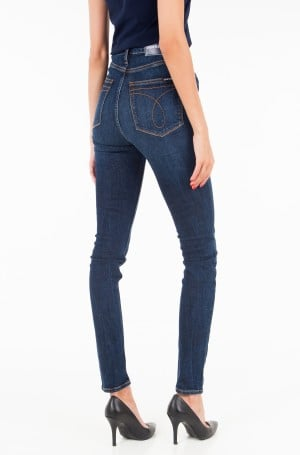 Teksapüksid CKJ 010: High Rise Skinny (West Cut)-2