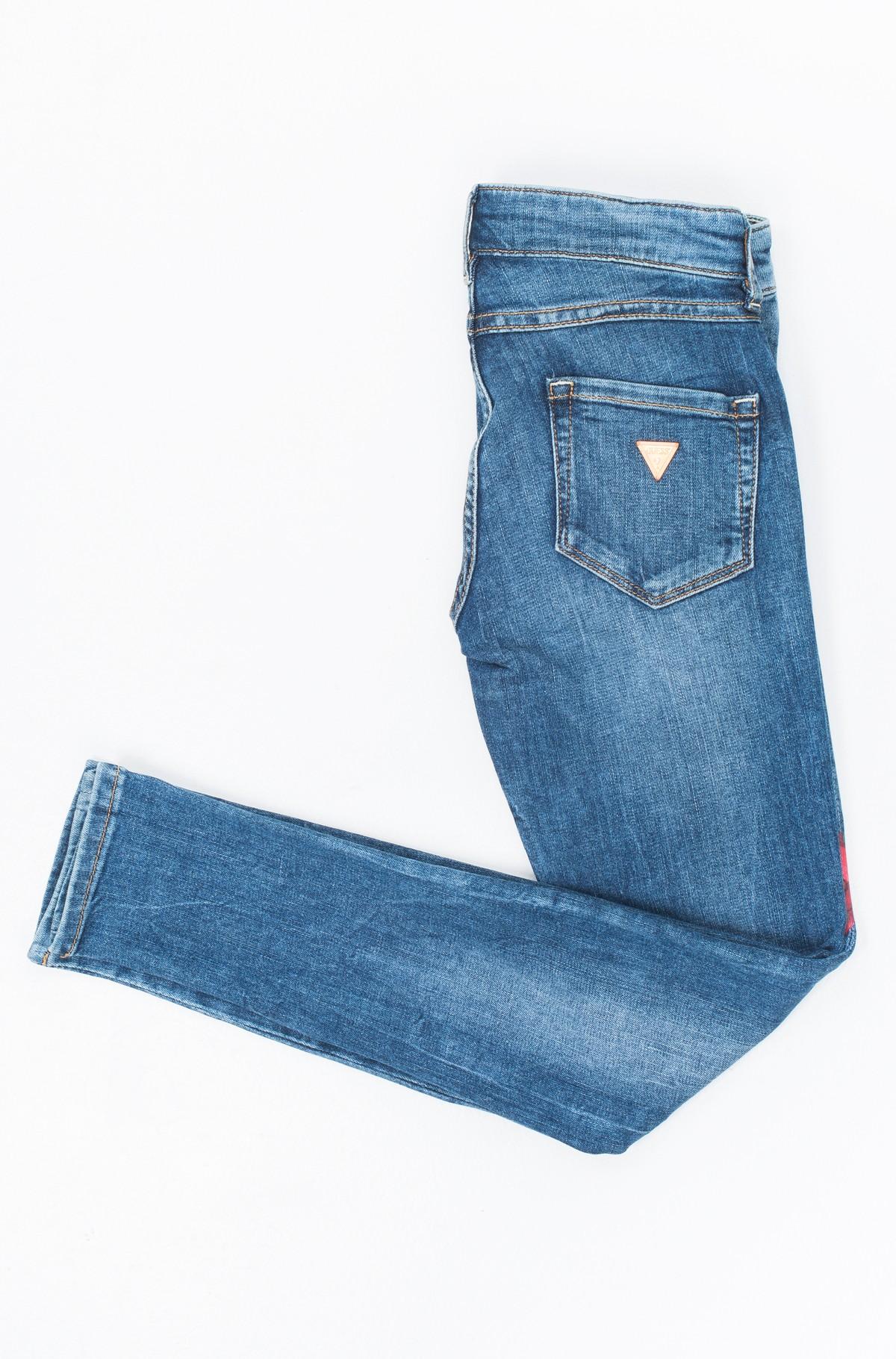 Vaikiškos džinsinės kelnės J83A15 D2E40-full-2