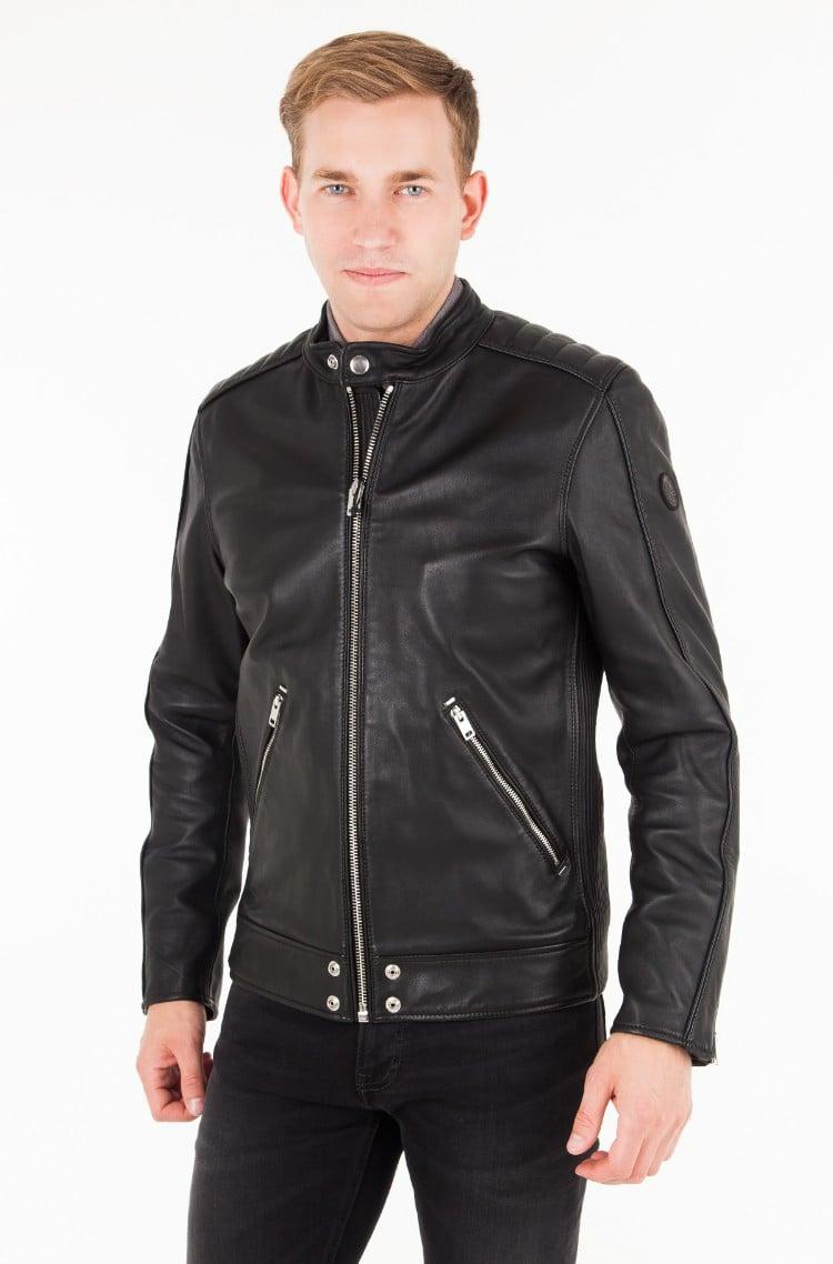 Leather jacket 0NARY L-QUAD JACKET-1