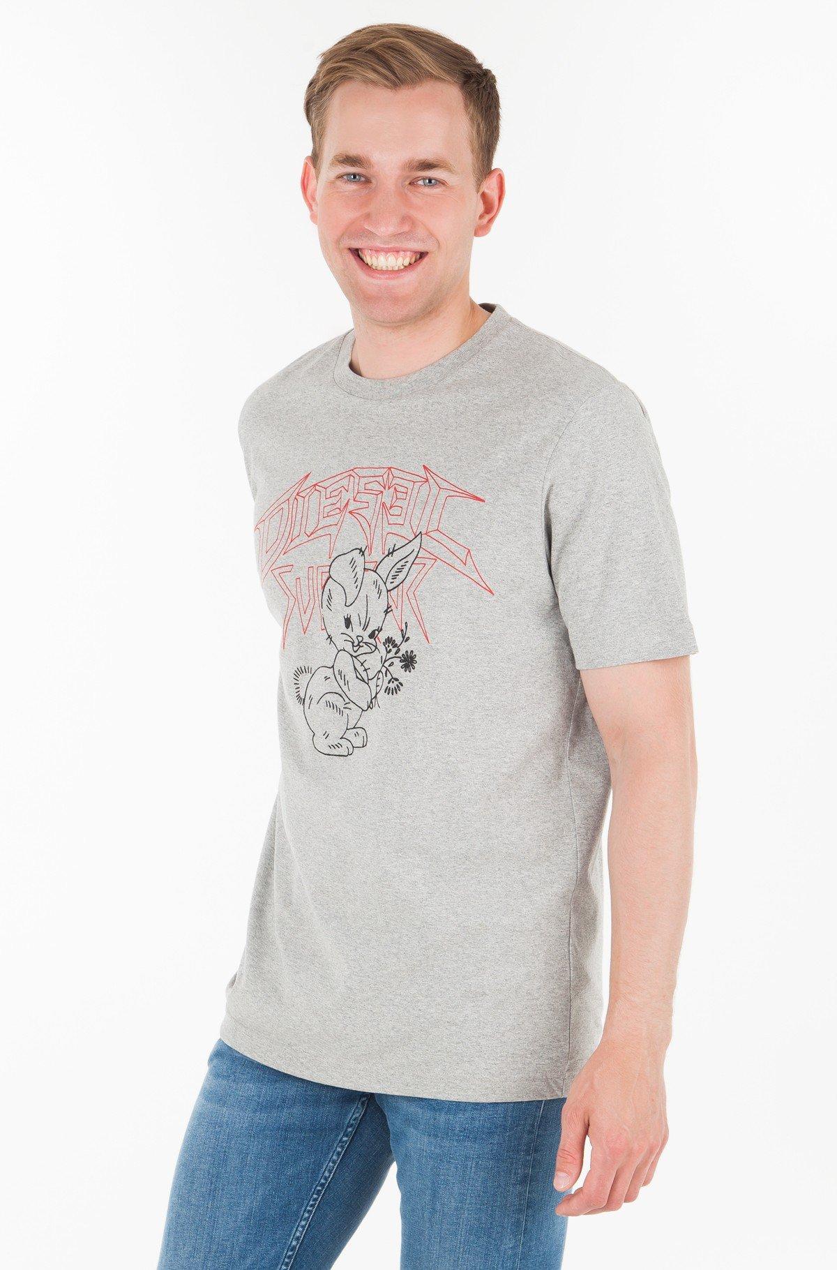 T-krekls 0CATM T-JUST-W1 T-SHIRT-full-1