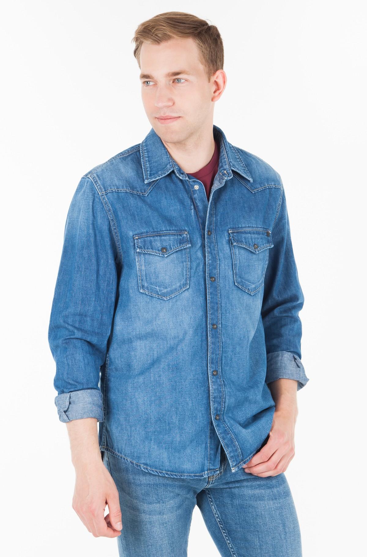 Denim shirt  CARSON/PM301044GH6-full-1