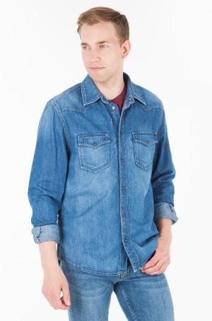 Denim shirt  CARSON/PM301044GH6-1