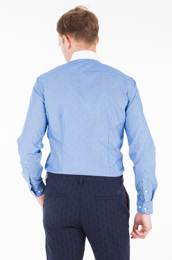 EASY IRON CLASSIC SLIM SHIRT-hover