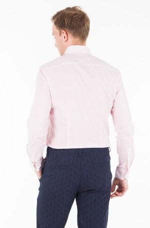 Marškiniai STRETCH PRINT CLASSIC SLIM SHIRT-2