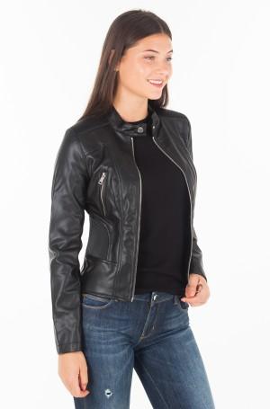Leather jacket W83L23 WAEJ0-1