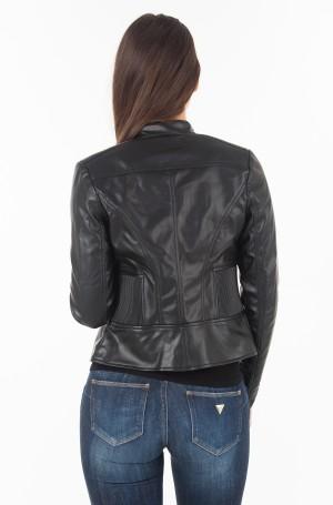 Leather jacket W83L23 WAEJ0-2