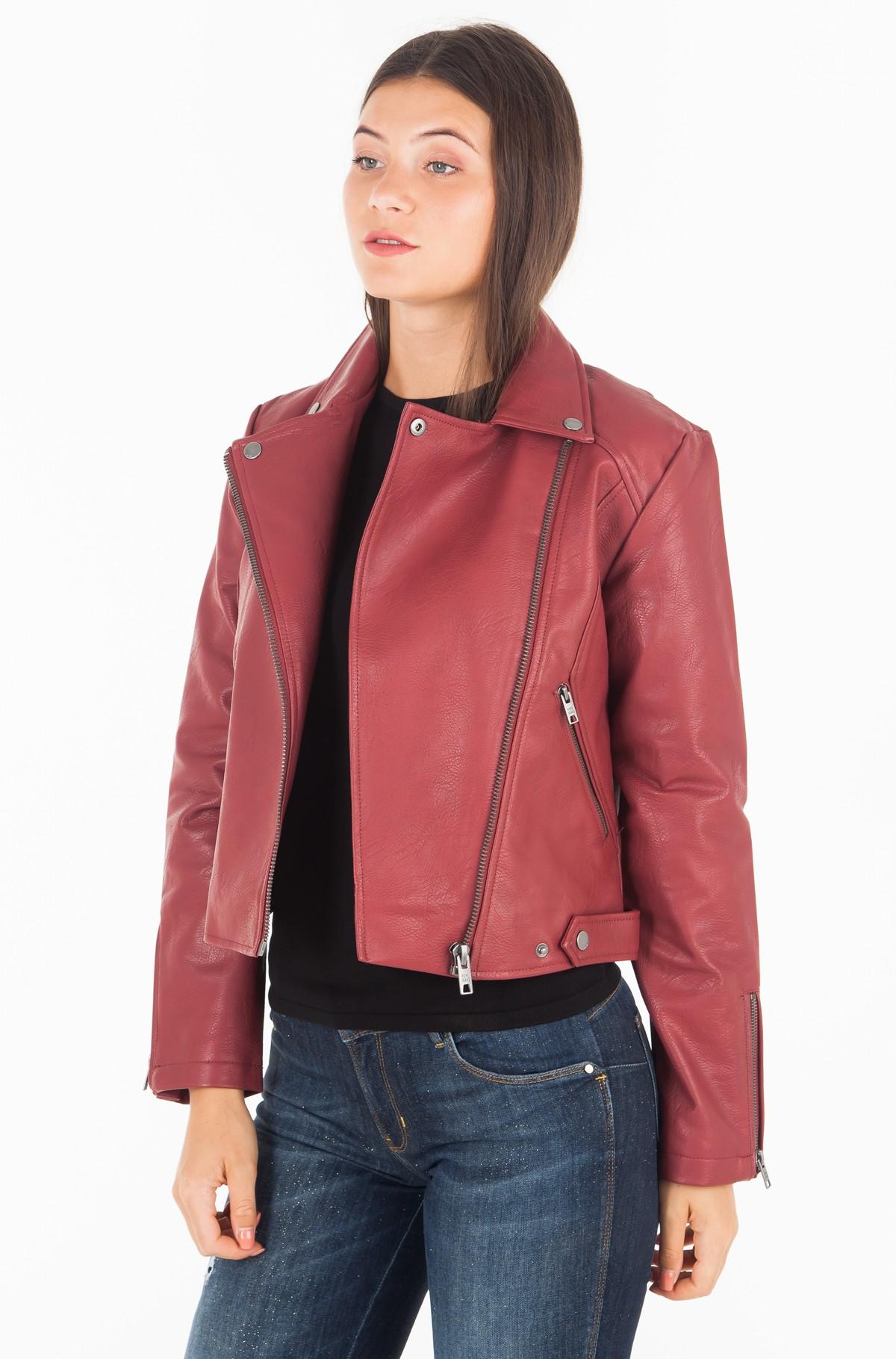 Leather jacket OLGA/PL401491-full-1