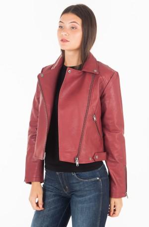 Leather jacket OLGA/PL401491-1