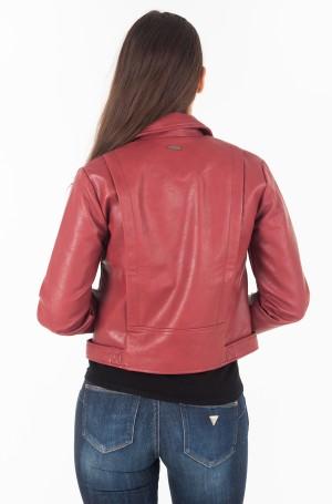 Leather jacket OLGA/PL401491-2