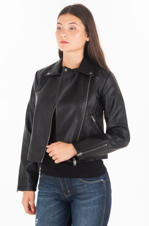 Leather jacket OLGA/PL401491	-1