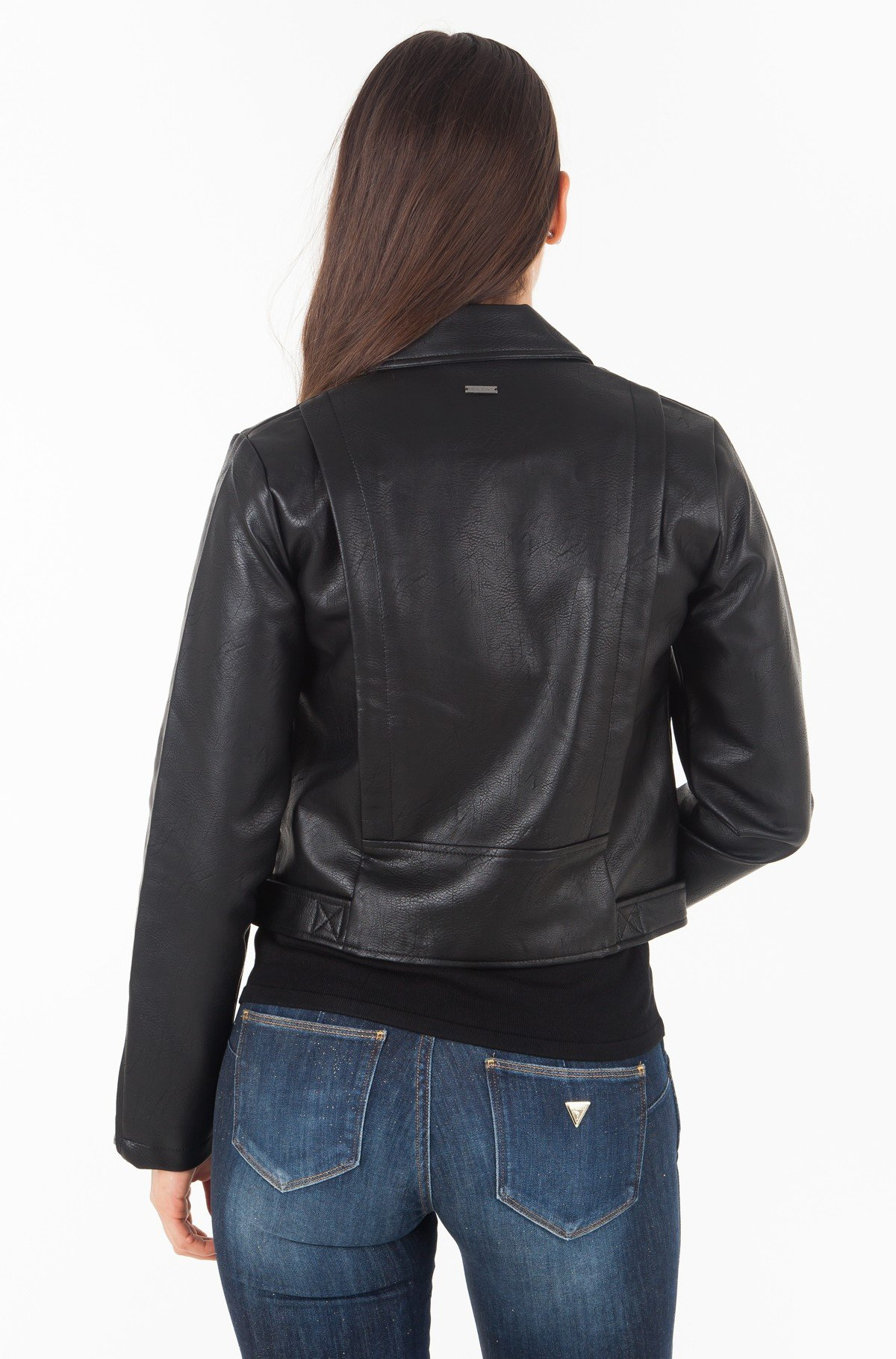 Leather jacket OLGA/PL401491	-full-2