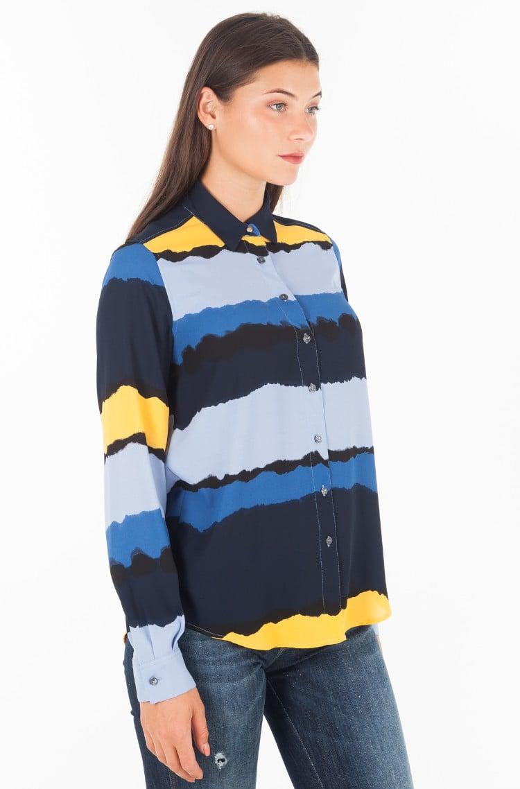 Shirt RAE SHIRT LS Tommy Hilfiger, Womens Blouses   Denim Dream E-pood 8d2273916a32