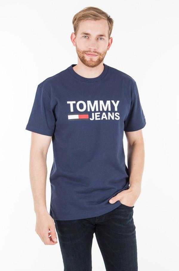 TJM TOMMY CLASSICS LOGO TEE