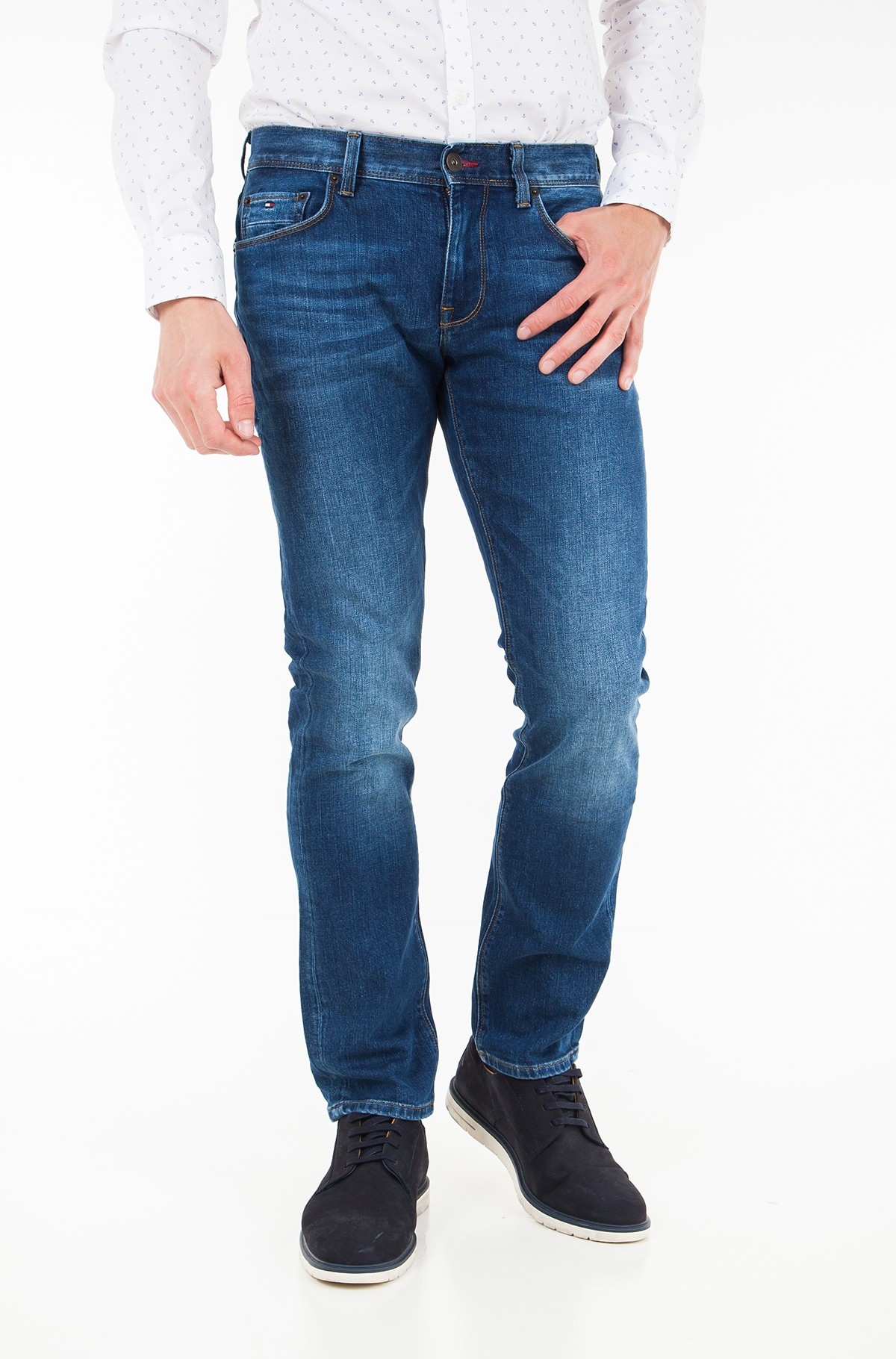 Džinsinės kelnės CORE MERCER REGULAR JEAN-full-1