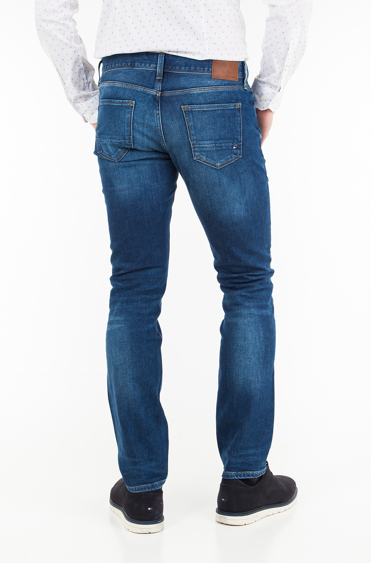 Džinsinės kelnės CORE MERCER REGULAR JEAN-full-2