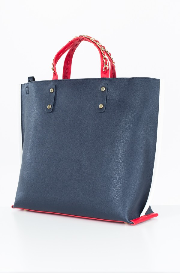 TOMMY CHAIN TOTE-hover