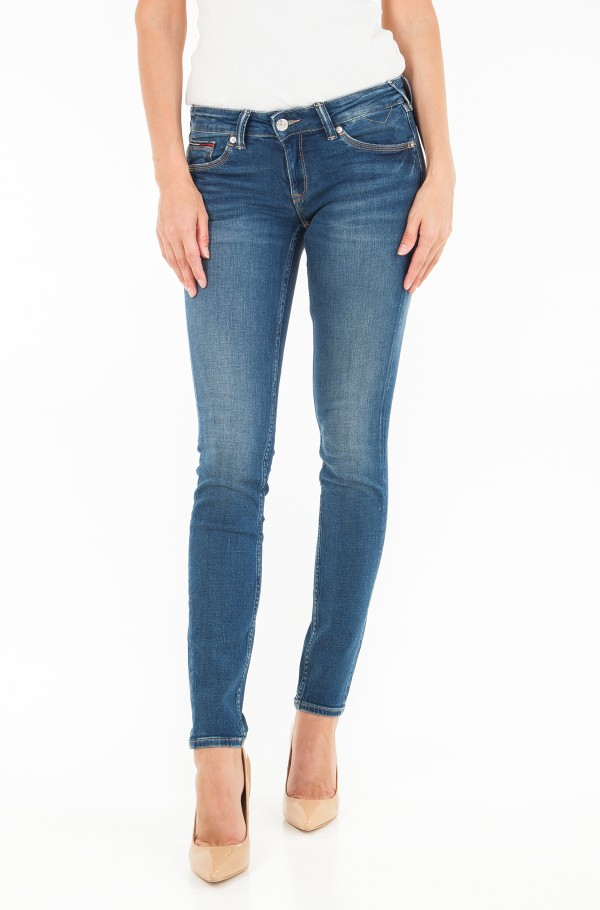 LOW RISE SKINNY SOPHIE RBST