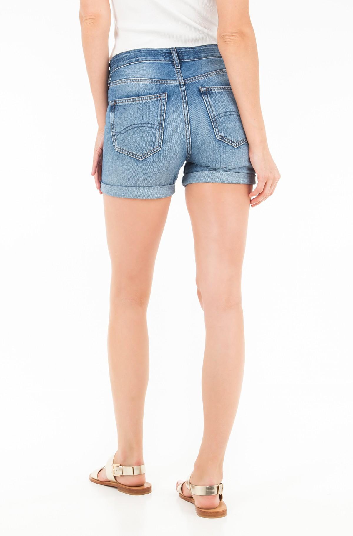 Shorts RELAXED DENIM SHORT-full-2