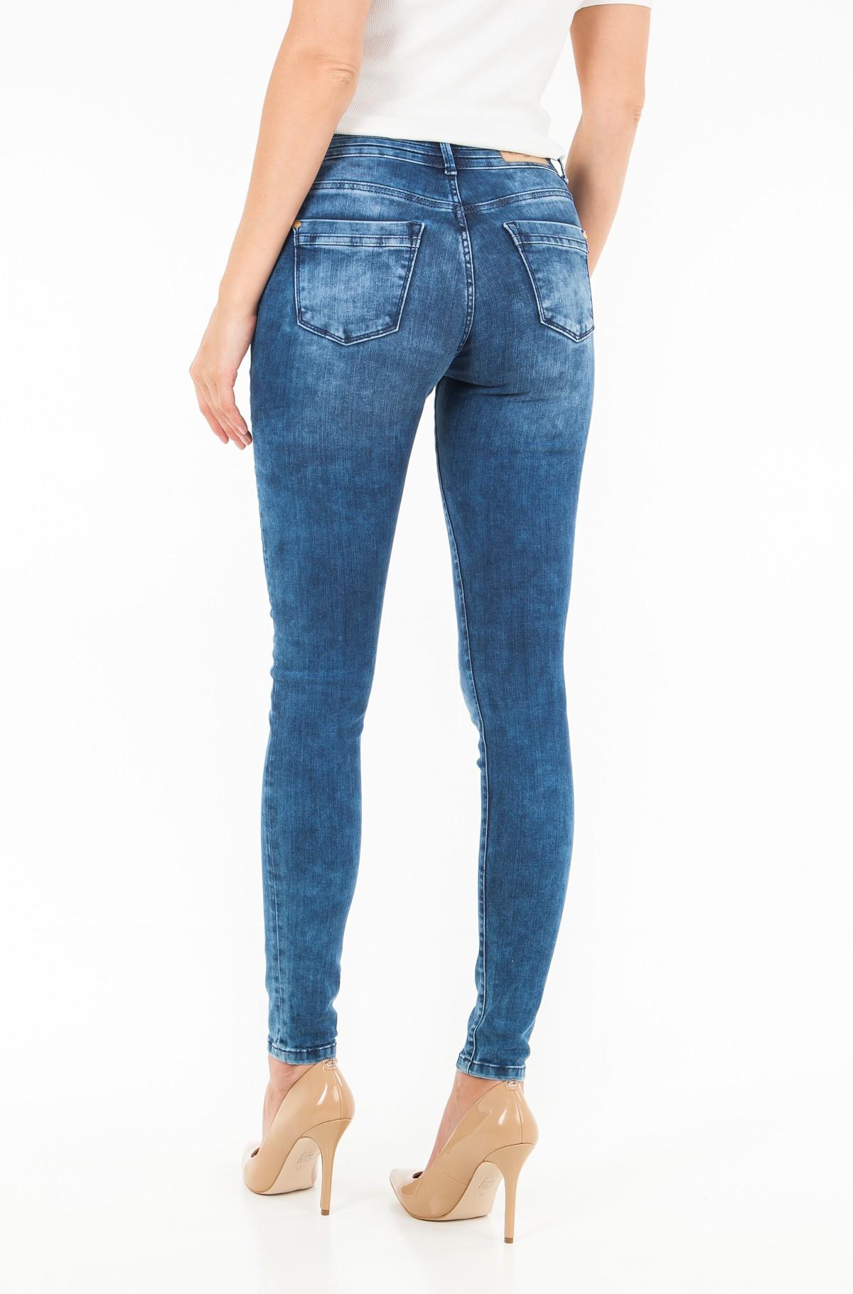 Džinsinės kelnės Rose02 skinny-full-2