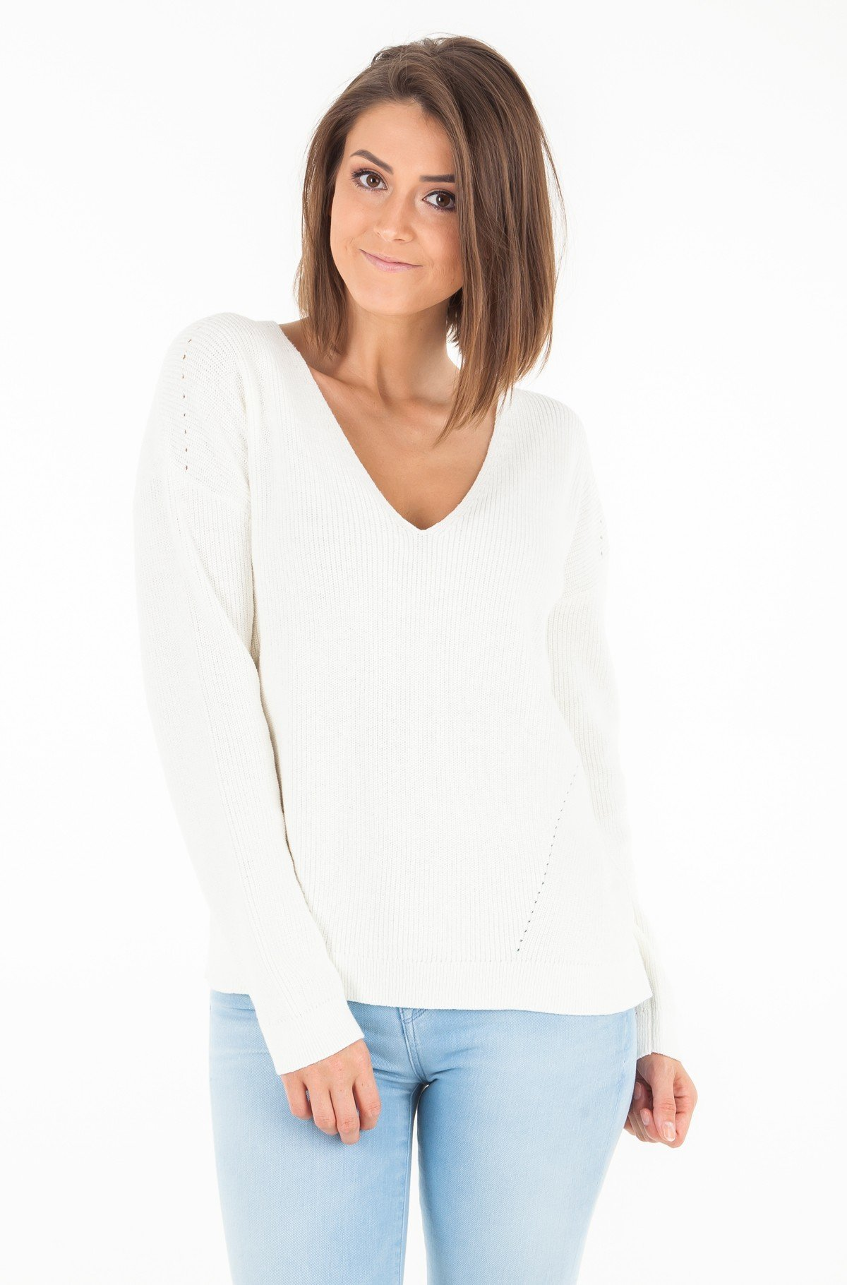 Džemperis TJW EASY TEXTURED SWEATER-full-1